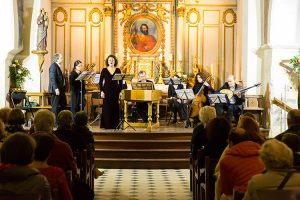 Concert with Rachel Redmond