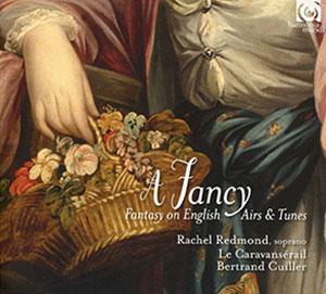 A Fancy, musiques de scène anglaises de la fin du XVIIème siècle